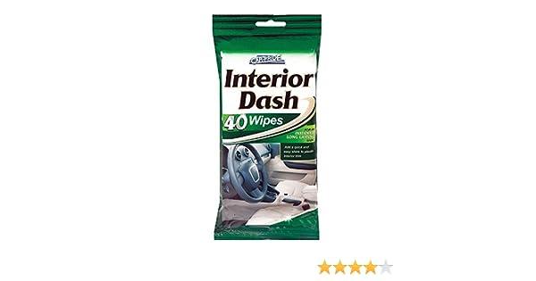 Car Pride Interior Toallitas Clean & Shine - 40 toallitas (20 Unidades) - Padres: Amazon.es: Coche y moto