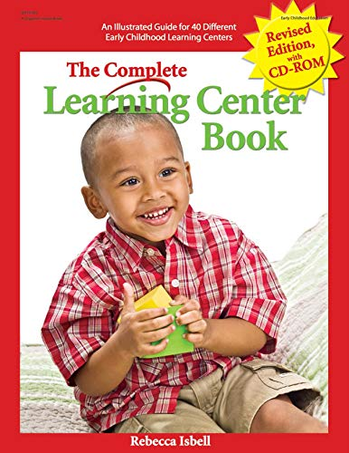 Complete Learning Center Book Early Learning Center Books