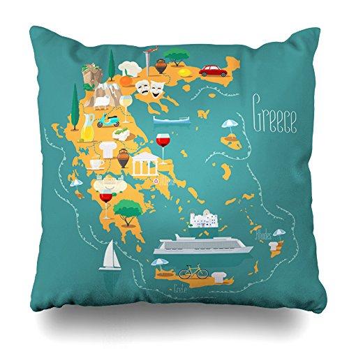 Summor Decorative Pillows Cover 18