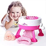Best Vktech Toys Babies - VKTECH Knitting Machine DIY Hand Weaving Loom Review