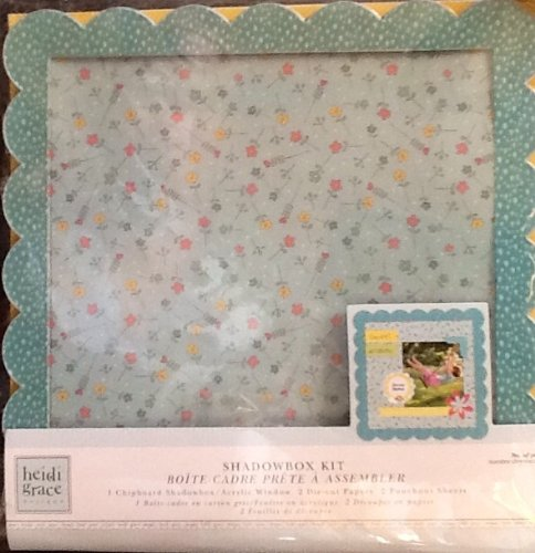 Heidi Grace Shadow Box Kit ~ 8