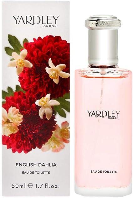Yardley English Dahlia By London Body