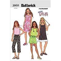 Butterick 3860/7 - Patrón de Costura para Confeccionar