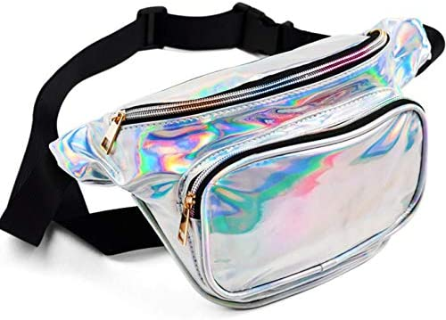FANNYFAM Cute Holographic Fanny Pack product image