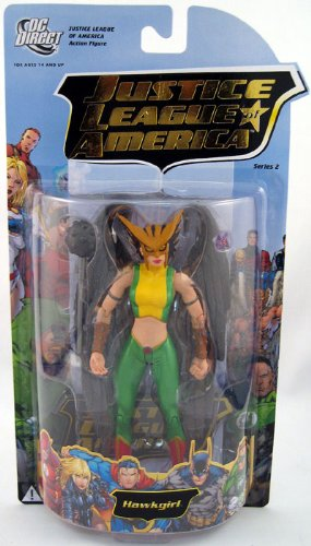 Justice League of America 2: Hawkgirl Action Figure by DC Comics