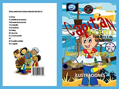 Amazon.com: El capitan valiente: Del Libro 2 de la coleccion ...
