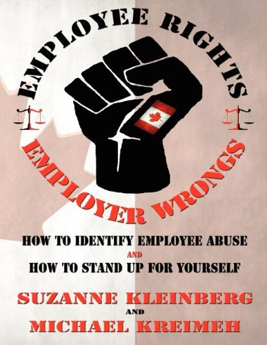 Read Online Employee Rights and Employer Wrongs pdf