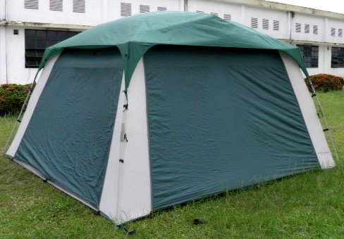 Amazon.com: Screen Tent With Awnings And Side Walls   Pinnacle Tents Quick  Set: Sports U0026 Outdoors