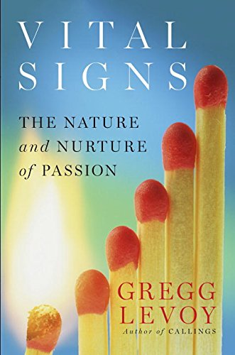 Book Cover: Vital Signs: The Nature and Nurture of Passion