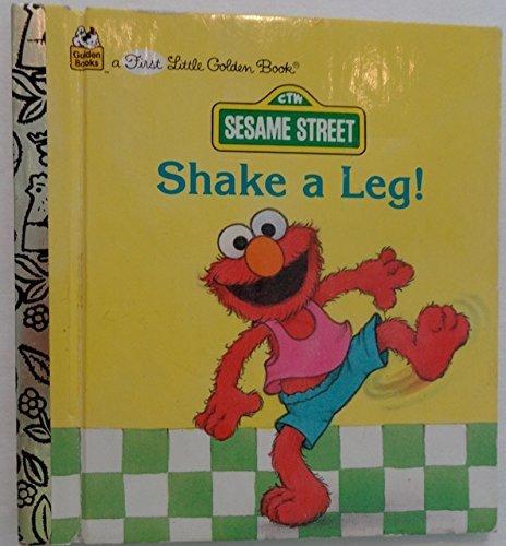 Sesame Street Shake a Leg (Shake Elmo)