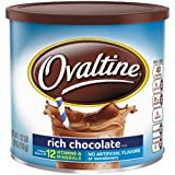 Ovaltine Rich Chocolate Mix (Pack of 16)