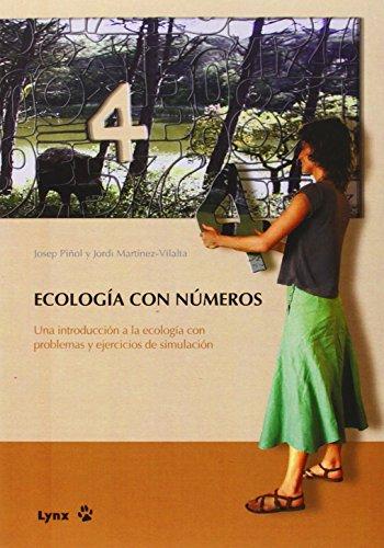 Descargar Libro Ecología Con Numeros Josep Piñol Pascual