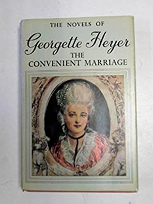 book cover of The Convenient Marriage