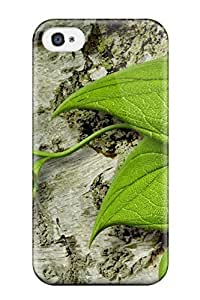 (cxmKgSW1065KrsIE)durable Protection Case Cover For Iphone 4/4s(sunbathing Tree Frog)