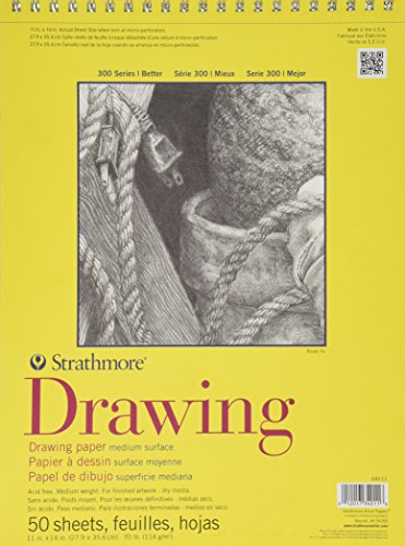 Strathmore Drawing Paper Medium Surface product image