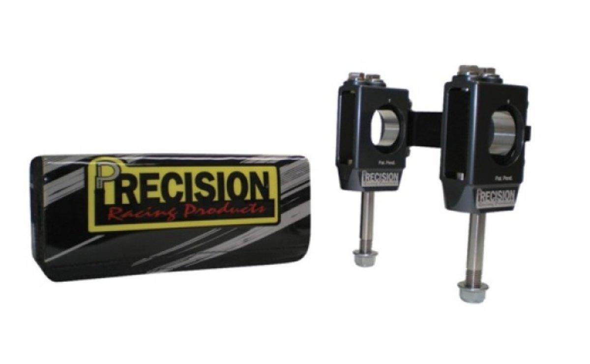 Precisión Racing Shock & Vibe Amortiguador de dirección para todas aftermarket 1 1/8 tallos: Amazon.es: Coche y moto