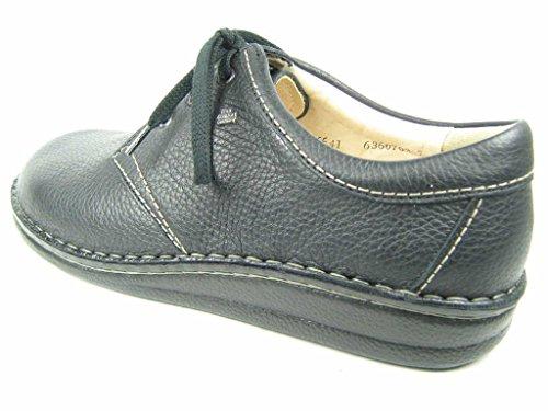 Pour Noir De Homme Chaussures Comfort Ville 1035055099 Lacets À Finn 1Iqvtt
