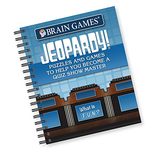 Brain Games - Jeopardy!: Puzzles...