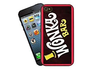 Eclipse Gift Ideas Charlie And The Chocolate Factory Wonka Bar - Great Novelty Gift - iPhone 5 / 5s Case Cover
