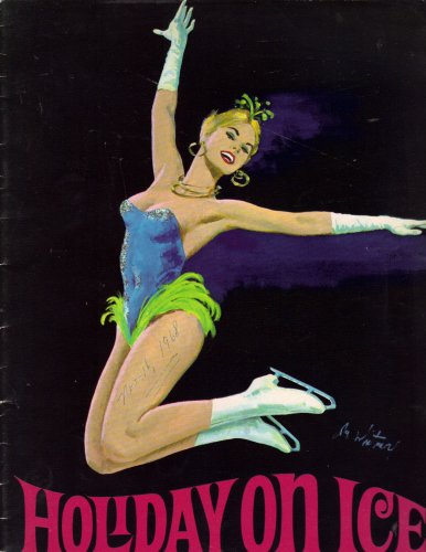 Holiday On Ice 24th Edition 1969 (Souvenir Program)