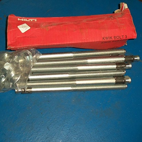 3/4'' X 12'' Kbii Anchor *New, Lot Of 10*