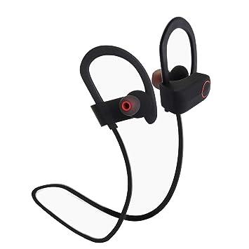 BOBOLover Auriculares Bluetooth Cascos Deportivos Magnéticos In ...