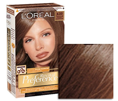Loreal Recital Preference 6 23 Tuscany In The Uae See