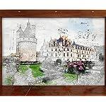 LIWALLPAPER-Carta-Da-Parati-3D-Fotomurali-Pianta-Da-Costruzione-Modello-Castello-Camera-da-Letto-Decorazione-da-Muro-XXL-Poster-Design-Carta-per-pareti-200cmx140cm