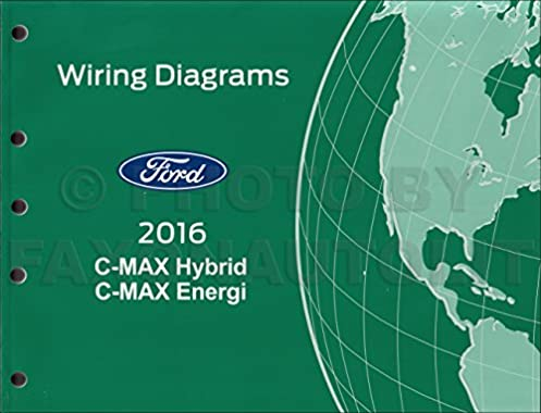2016 ford c max wiring diagram manual original ford amazon com books rh amazon com ford focus c-max wiring diagram 2013 ford c max wiring diagram