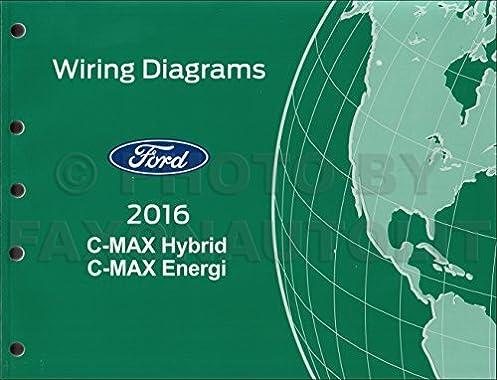 2016 ford c max wiring diagram manual original ford amazon com books rh amazon com ford c max towbar wiring diagram ford c max wiring diagram
