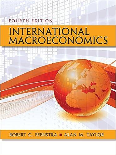 Amazon com: International Macroeconomics eBook: Robert C  Feenstra