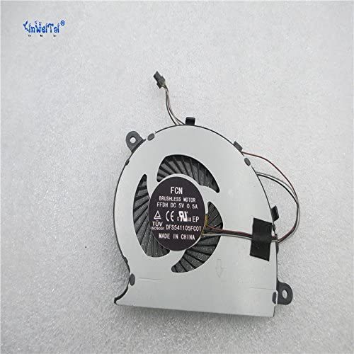 Laptop CPU Cooling Fan for Toshiba Satellite S55t-B B5239 S50 S55T-B5232 FABLI02EUA DFS541105FC0T FFDH 4MBLIFA0I504 4MBLIFA0I40