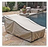Char-Broil Tan Chaise Cover - 74'' x 34'' Premium Quality
