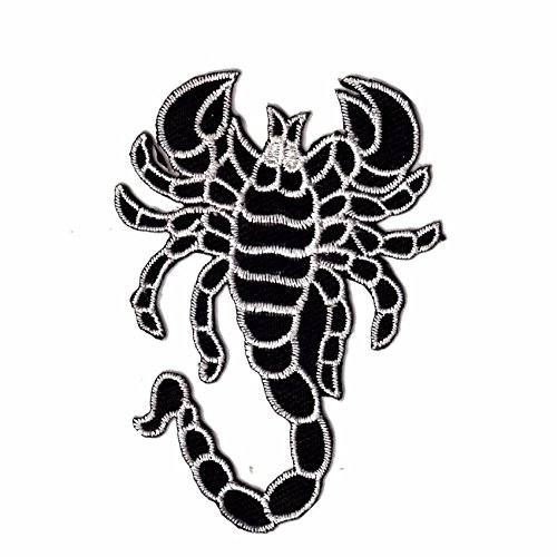 Nynoi scorpion iron on path Scorpion Iron On - Eureka Broadway