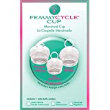 FemmyCycle Menstrual Cup (Low Cervix) by Fem Cap Inc.