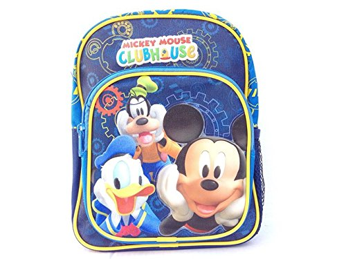 Mickey Mouse House Toddler Backpack 40247
