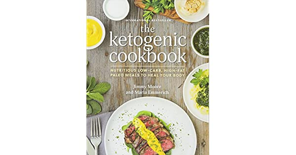 Amazon.com: The Ketogenic Cookbook: Nutritious Low-Carb ...
