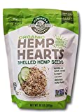 Hemp Hearts Raw Shelled Hemp Seeds Non GMO 28 Oz