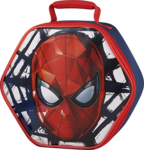 Thermos Novelty Lunch Kit, Spiderman Head (K417013006)