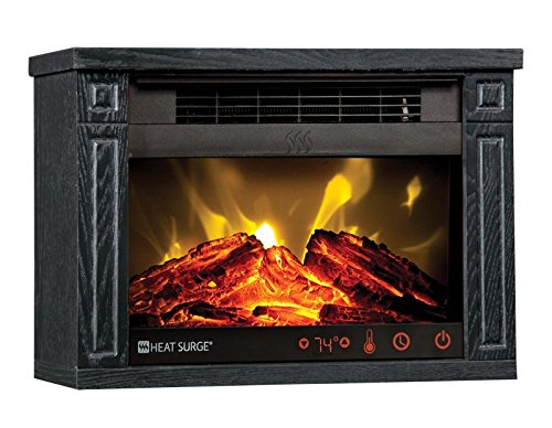 amish electric fireplace heater - 6