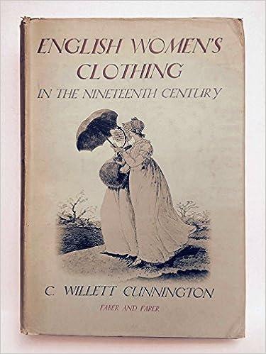 Lire des livres en ligne gratuitement et sans téléchargementEnglish Women's Clothing in the nineteenth Century (Littérature Française) PDF B002EJ0DXY