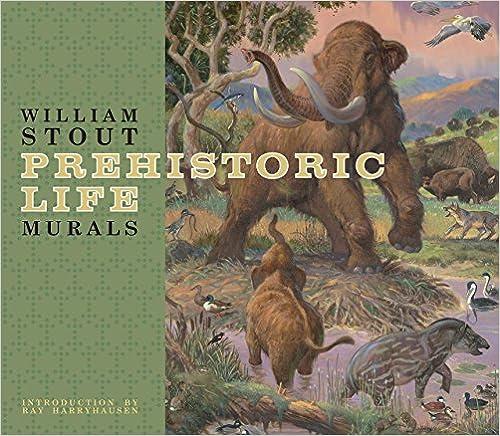 Prehistoric Life Murals William Stout