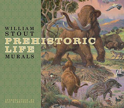 Prehistoric Life Murals