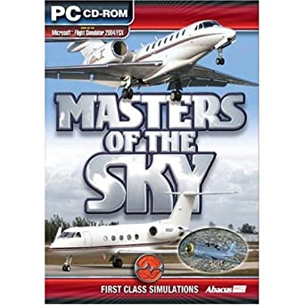 Masters of the Sky: Add-On for FS 2004/FSX - Exclusive to Amazon co