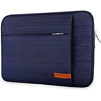 """Lacdo 11-12 Inch Laptop Sleeve Tablet Case for MacBook Air 11.6-inch/ New Macbook 12""""/ Surface Pro 4,3/ Chromebook Notebook Bag,Water Repellent, Blue"""