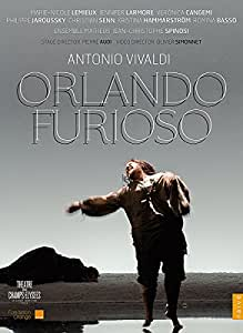 Vivaldi  Orlando Furioso (Dvd) [Reino Unido]