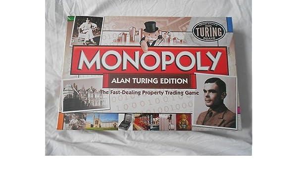 Alan Turing Monopoly: Amazon.es: Juguetes y juegos