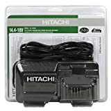 Hitachi UC18YKSL 14.4 - 18-Volt Universal Lithium-Ion Rapid Charger