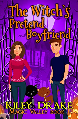 The Witch's Pretend Boyfriend (Magic Valley Book -