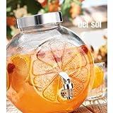 Home Essentials Del Sol 1.25g Lemon Dispenser